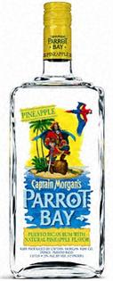 Captain Morgan Parrot Bay Rum Pineapple 750ml
